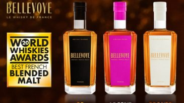 Whiskies BELLEVOYE